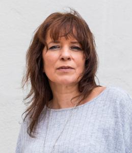Gerda is het gezicht van de campagne van Harteraad