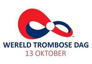 Wereld Trombose Dag logo